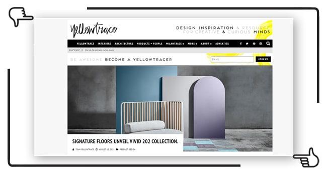 Yellowtrace-vivid-202-colour- carpet-tile-launch